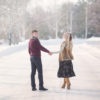 Dating Hits Peak Season During Cold Winter Months