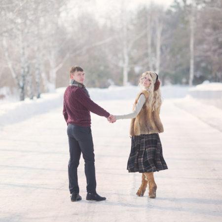 Dating Hits Peak Season During Cold Winter Months